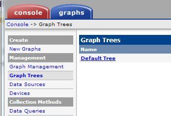 default tree